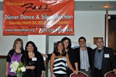 FEEE Dinner Dance and Silent Auction, March 24 2012